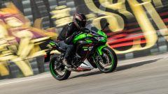 Kawasaki Ninja 650 2021: sportiva per tutti. La prova - Immagine: 9