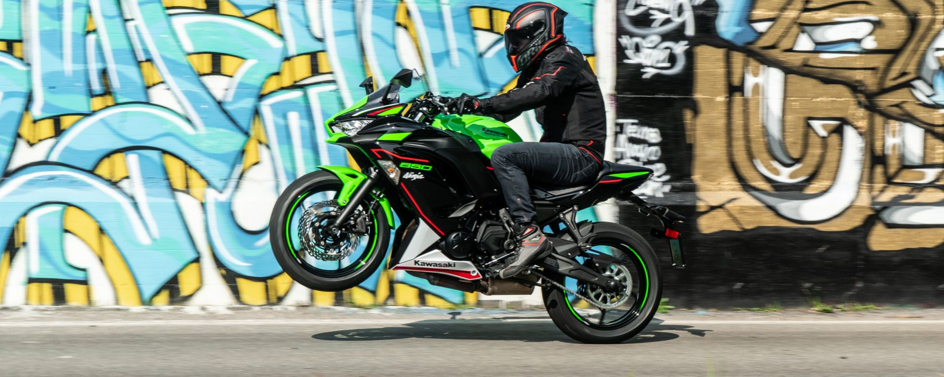 Kawasaki Ninja 650 2021: sportiva per tutti. La prova