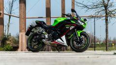 Kawasaki Ninja 650 2021: sportiva per tutti. La prova - Immagine: 10