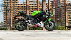 Kawasaki Ninja 650 2021: sportiva per tutti. La prova - Immagine: 11