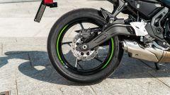 Kawasaki Ninja 650 2021: sportiva per tutti. La prova - Immagine: 12