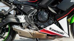 Kawasaki Ninja 650 2021: sportiva per tutti. La prova - Immagine: 13