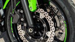 Kawasaki Ninja 650 2021: sportiva per tutti. La prova - Immagine: 14