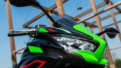 Kawasaki Ninja 650 2021: sportiva per tutti. La prova - Immagine: 17
