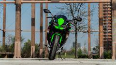 Kawasaki Ninja 650 2021: sportiva per tutti. La prova - Immagine: 18