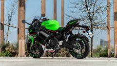 Kawasaki Ninja 650 2021: sportiva per tutti. La prova - Immagine: 19