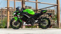Kawasaki Ninja 650 2021: sportiva per tutti. La prova - Immagine: 20