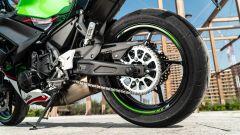 Kawasaki Ninja 650 2021: sportiva per tutti. La prova - Immagine: 21