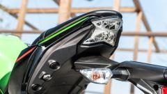 Kawasaki Ninja 650 2021: sportiva per tutti. La prova - Immagine: 24