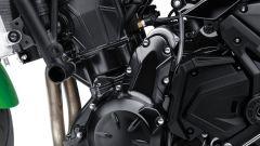 Kawasaki Ninja 650: il telaio è nuovo
