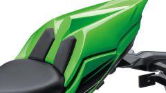 Kawasaki Ninja 650, la coda