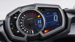 Kawasaki Ninja 650, la strumentazione