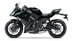 Kawasaki Ninja 650 nera