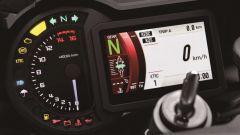 Kawasaki Ninja H2 2019: il quadro strumenti TFT
