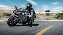 Kawasaki Ninja H2 Carbon a Intermot 2016