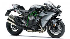 Kawasaki Ninja H2 Carbon, arriva l'Ohlins TTX regolabile