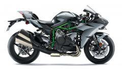 Kawasaki Ninja H2 Carbon: così è ancora più cattiva (e rara) - Immagine: 8