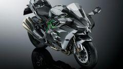 Kawasaki Ninja H2 Carbon tirata a 120 esemplari