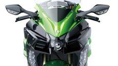 Kawasaki H2 SX, in futuro anche il suo cruise control sarà radar - Immagine: 3