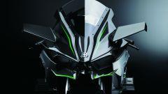 Kawasaki Ninja H2R - Immagine: 1