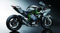Kawasaki Ninja H2R - Immagine: 16