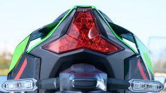 Kawasaki Ninja ZX-10R 2021: il codino