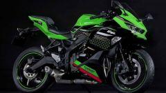 Kawasaki Ninja ZX-25R: la piccola sportiva non arriverà in Europa