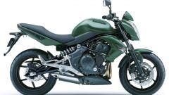 Kawasaki nuovi colori 2011 - Immagine: 2