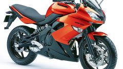Kawasaki nuovi colori 2011 - Immagine: 17
