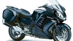 Kawasaki nuovi colori 2011 - Immagine: 11