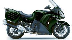 Kawasaki nuovi colori 2011 - Immagine: 10