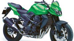 Kawasaki nuovi colori 2011 - Immagine: 4