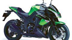 Kawasaki nuovi colori 2011 - Immagine: 1