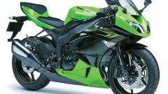 Kawasaki nuovi colori 2011 - Immagine: 9
