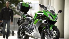 Kawasaki: nuovi colori per ER-6n/f, Versys 650 e Vulcan S - Immagine: 1