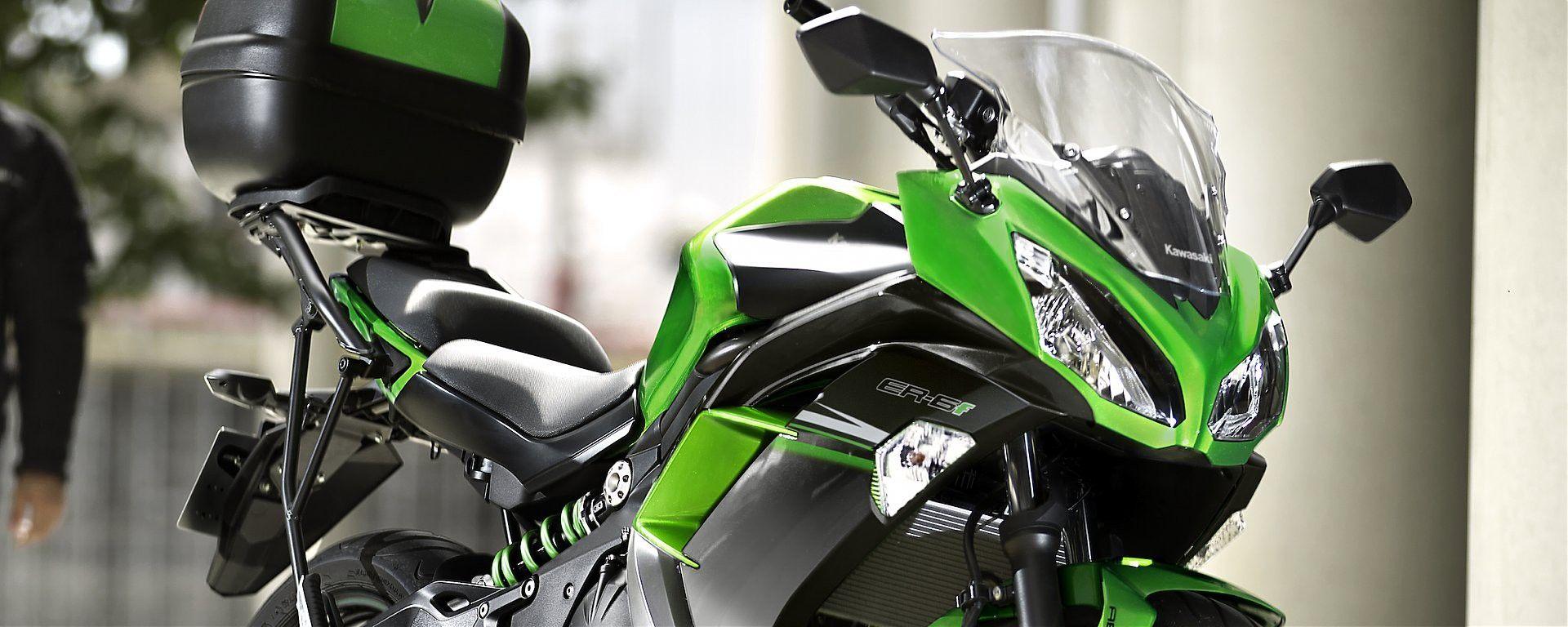 Kawasaki: nuovi colori per ER-6n/f, Versys 650 e Vulcan S
