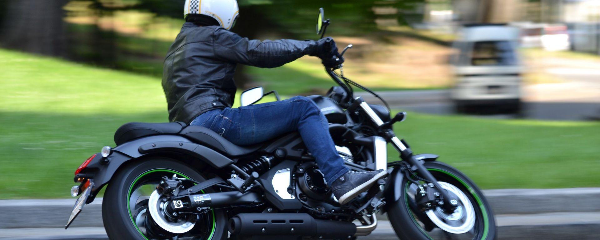 Kawasaki: operazione 50% su tutta la gamma