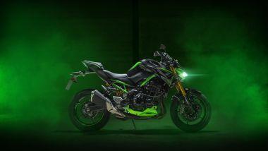Kawasaki presenta la Z900 SE