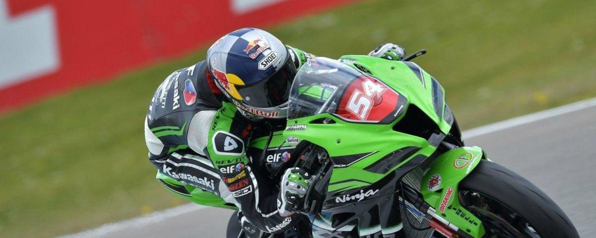 Kawasaki Puccetti Racing Superbike