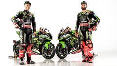 SBK 2018: presentato il Kawasaki Racing Team 2018