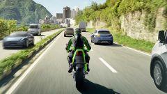 Kawasaki sarà la prima Casa giapponese a montare gli ADAS Bosch sulle sue moto