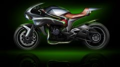 Kawasaki SC-01 Spirit Charger Concept