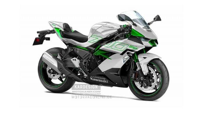 Kawasaki si butta nel segmento delle medie sportive con una 700?