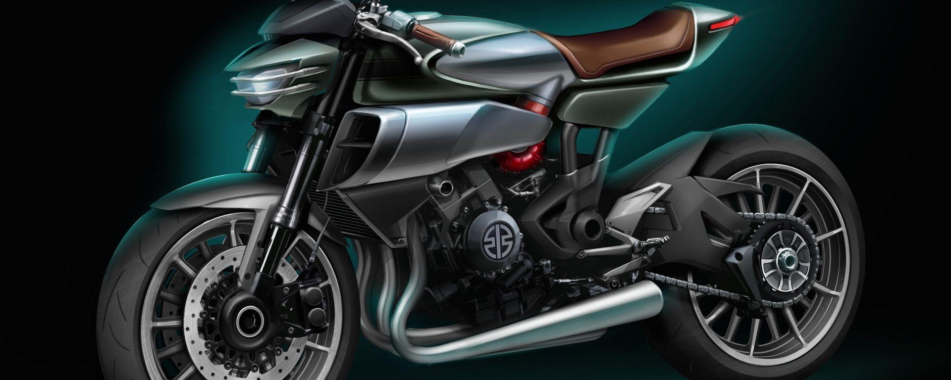 Kawasaki Soul Charger