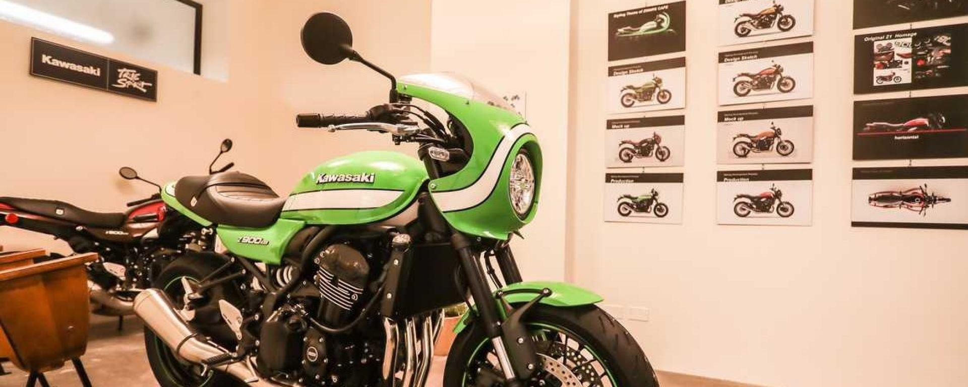 Kawasaki True Spirit Studio