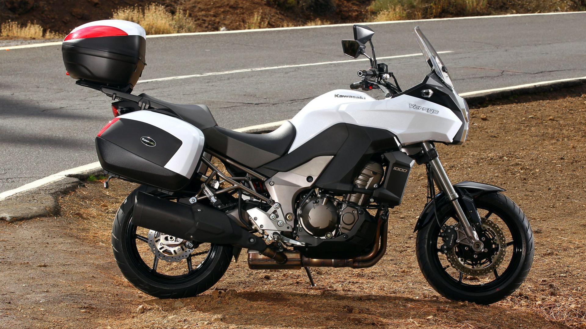 Immagine 58: Kawasaki Versys 1000: ora anche in video