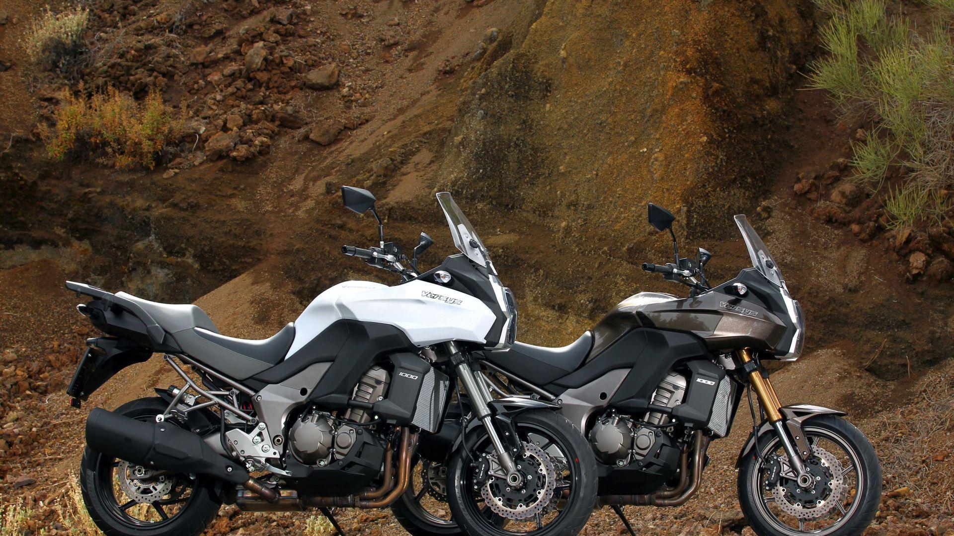 Immagine 39: Kawasaki Versys 1000: ora anche in video