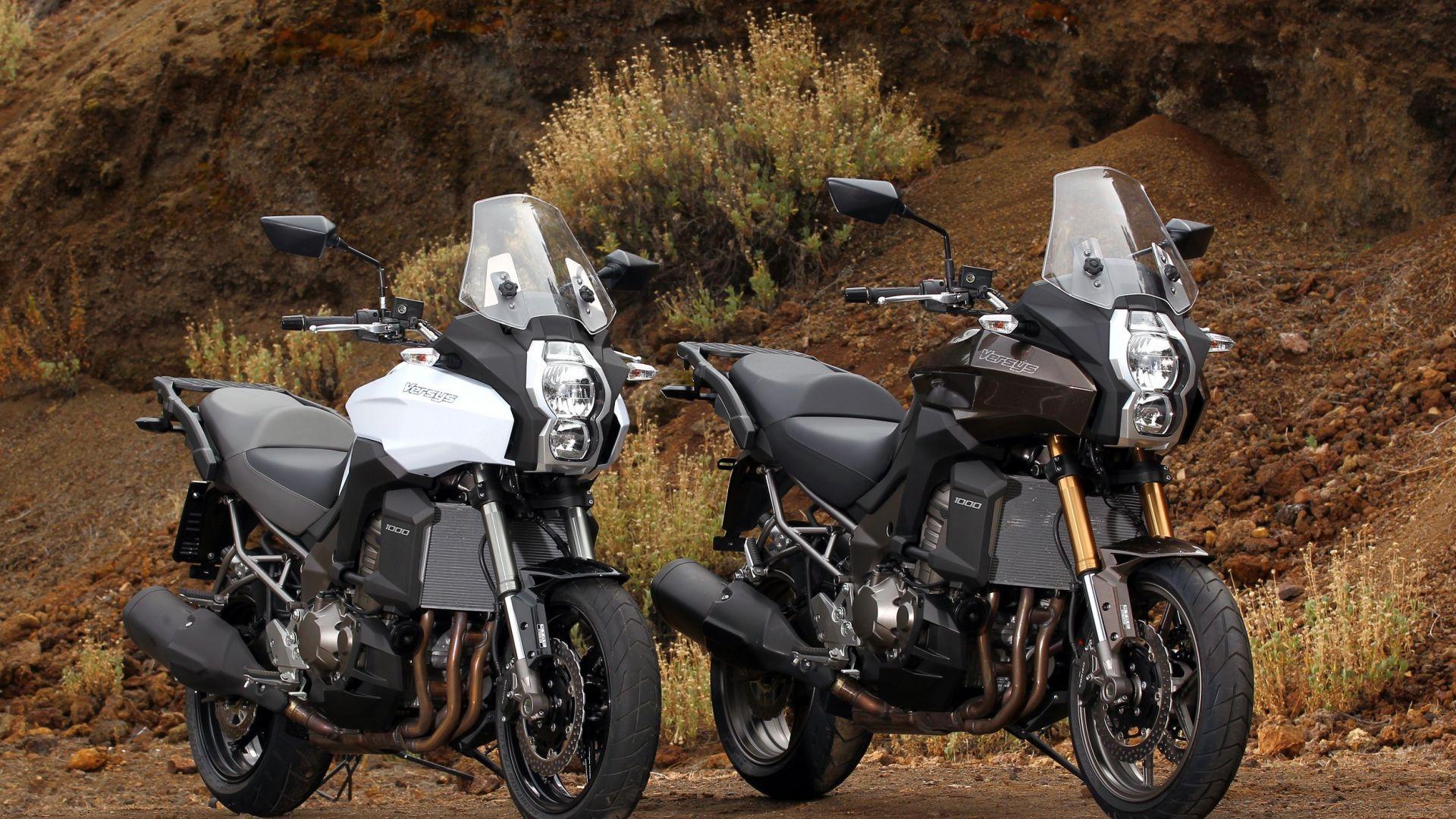 Immagine 38: Kawasaki Versys 1000: ora anche in video
