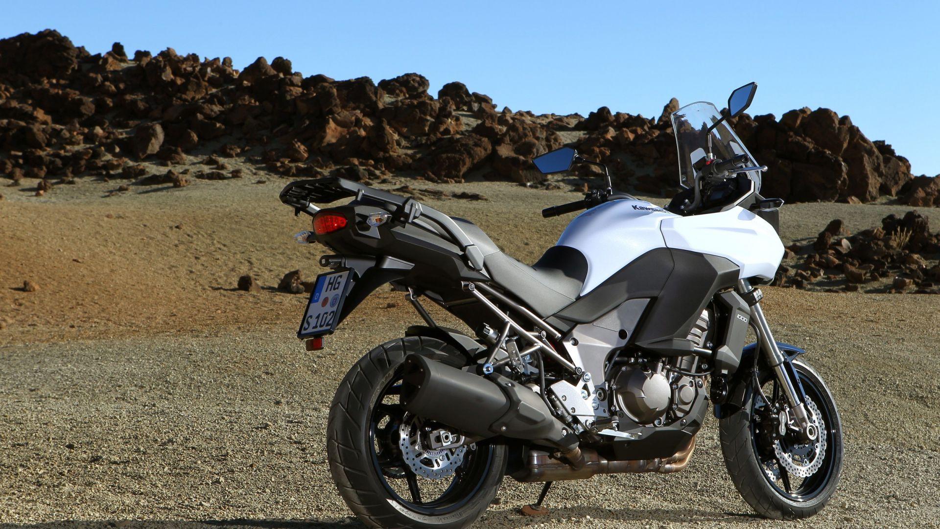 Immagine 28: Kawasaki Versys 1000: ora anche in video