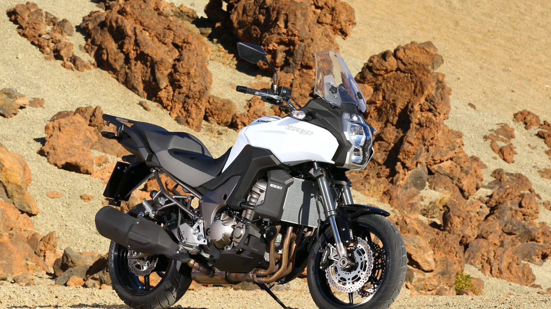 Immagine 25: Kawasaki Versys 1000: ora anche in video